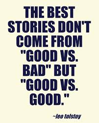What's Your Best Story?