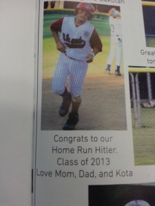 Home Run Hitler